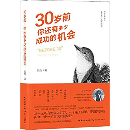 Target the Success Before 30 (Chinese Edition)