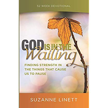 God Is In The Waiting: Finding Strength in the Things That Cause Us to Pause
