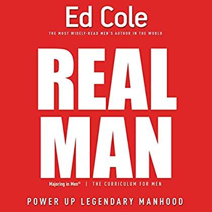 Real Man Workbook: Power Up Legendary Manhood (Majoring in Men)