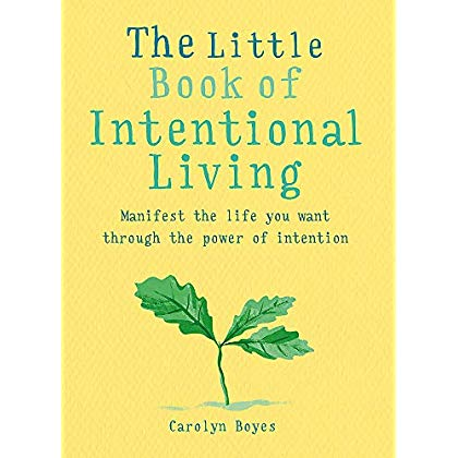 The Little Book of Intentional Living: Manifest the life you want through the power of intention