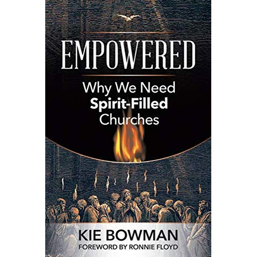 Empowered: Why We Need Spirit-Filled Churches (Discipleship)