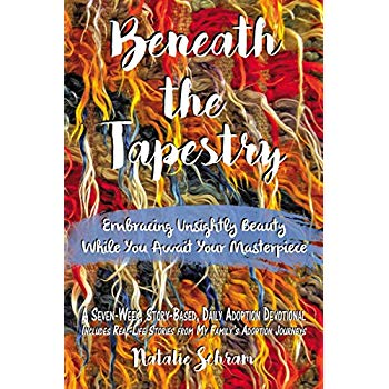 Beneath the Tapestry: Embracing Unsightly Beauty While You Await Your Masterpiece.